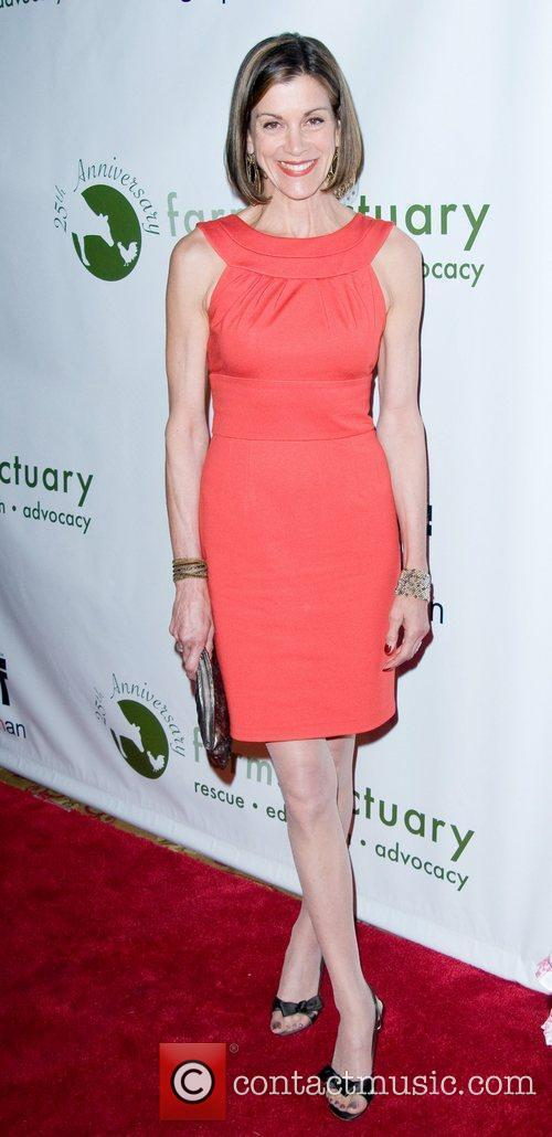 Wendie Malick Farm Sanctuary's 25th Anniversary Gala at...