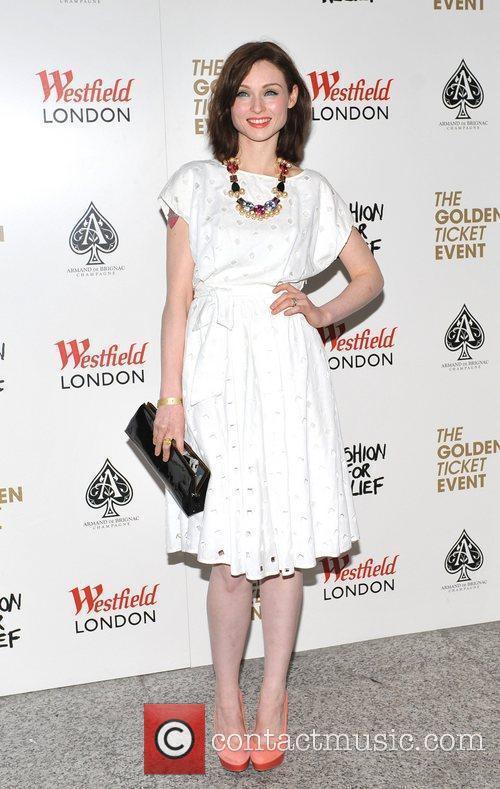 Sophie Ellis-Bextor Fashion For Relief Pop-Up shop launch...