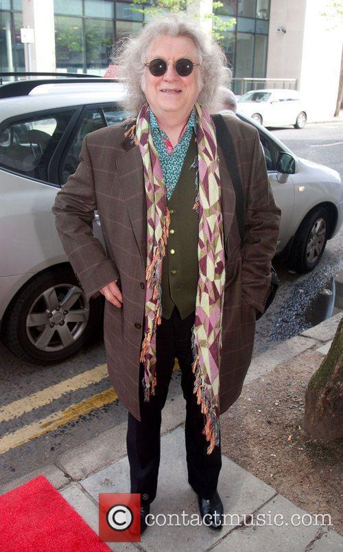 Noddy Holder Celebrities arrive in Belfast ahead of...