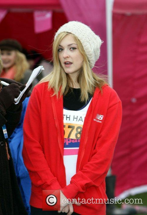 Fearne Cotton takes part in the Bath half...