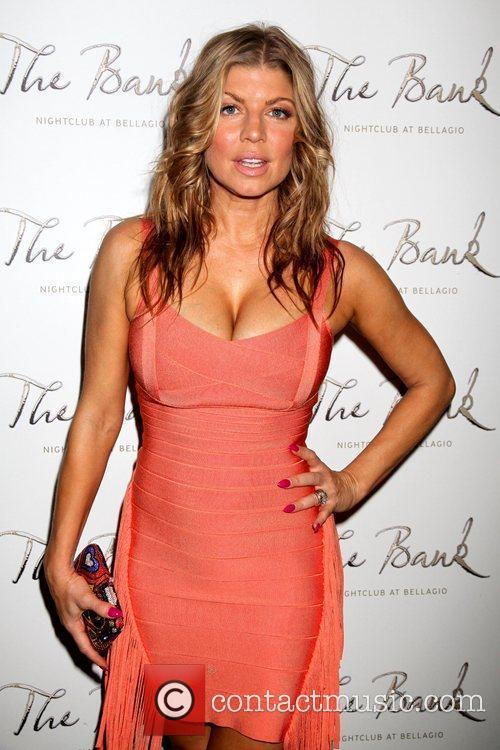 Fergie  hosts her birthday bash at The...