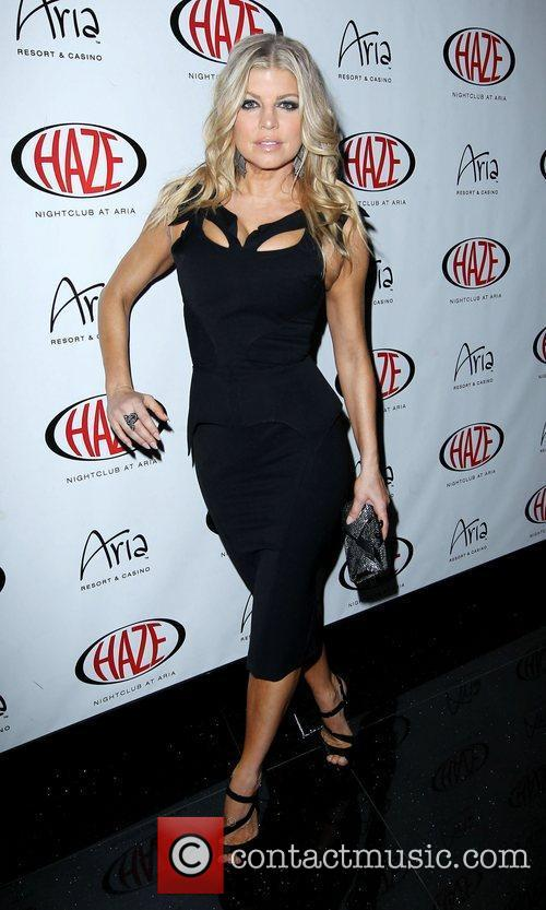 Grammy award-winning artist Stacey Ferguson aka Fergie hosts...