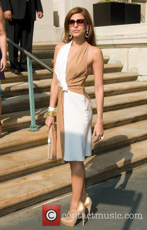 Ferragamo presentation for their Resort 2012 collection at...