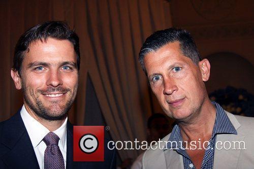 Stefano Tonchi and James Ferragamo  The Ferragamo...