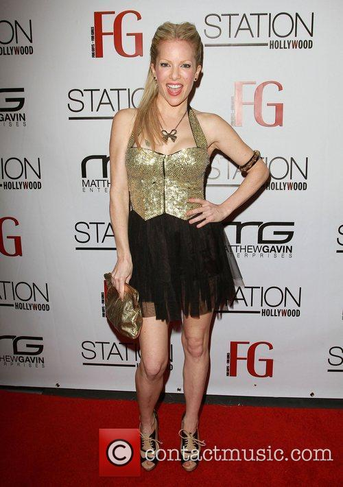 Jessica Hall hosts the launch of FG Magazine's...