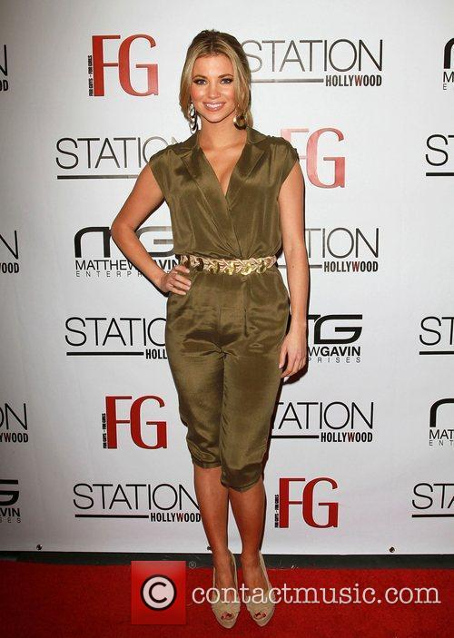Amber Lancaster Jessica Hall hosts the launch of...