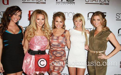 Katerina Vanderhaam, Jessica Hall, Sara Underwood, Amber Lancaster...