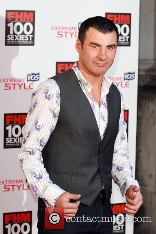 Joe Calzaghe FHM 100 Sexiest Women In The...