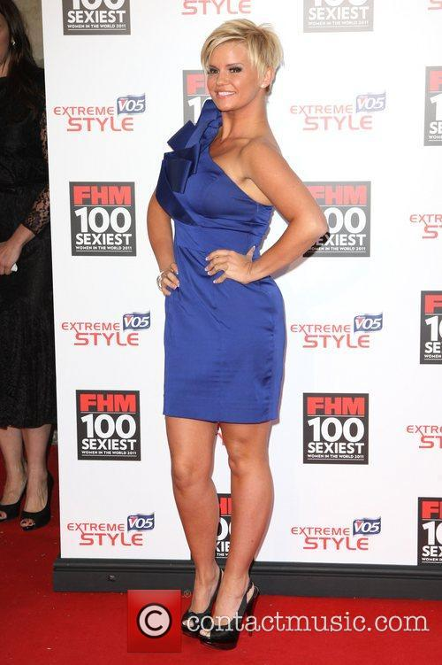 Kerry Katona FHM 100 Sexiest Women In The...