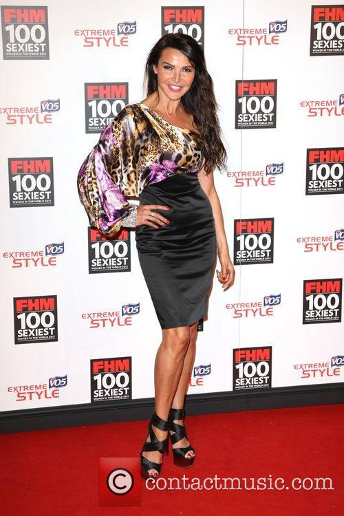 Lizzie Cundy FHM 100 Sexiest Women In The...