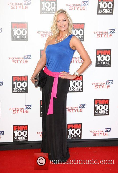 Pollyanna Woodward FHM 100 Sexiest Women In The...