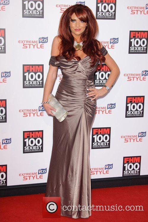 Amy Childs FHM 100 Sexiest Women In The...