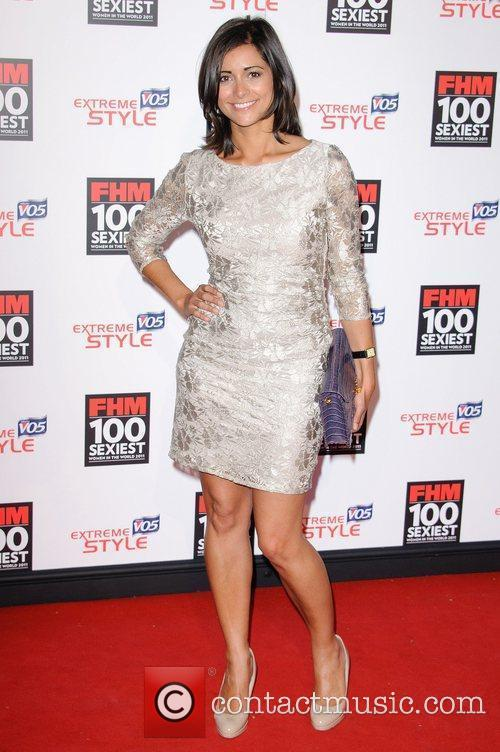 Lucy Versamy FHM 100 Sexiest Women In The...