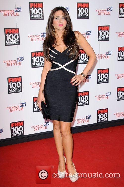Vanessa Peroncel FHM 100 Sexiest Women In The...