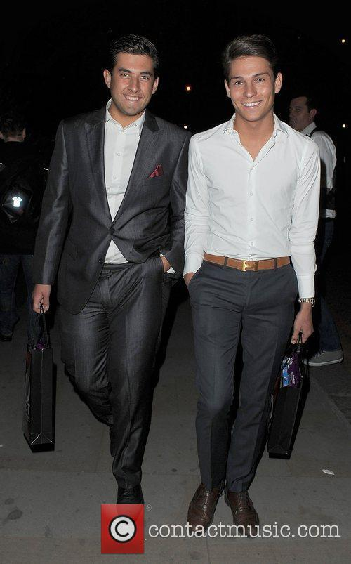 James Argent and Joey Essex FHM 100 Sexiest...