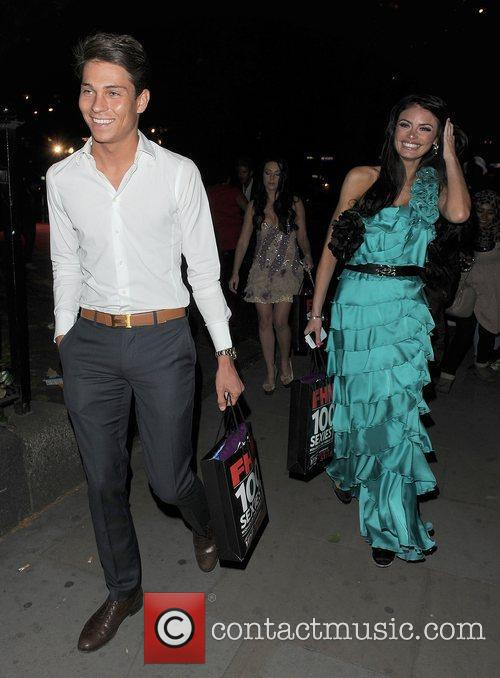 Joey Essex and Chloe Sims FHM 100 Sexiest...