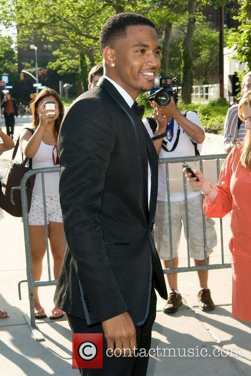 trey songz shirtless 2009. pics of trey songz shirtless.