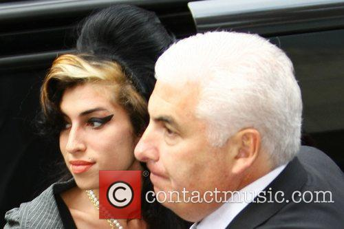 Amy Winehouse and Mitch Winehouse 10