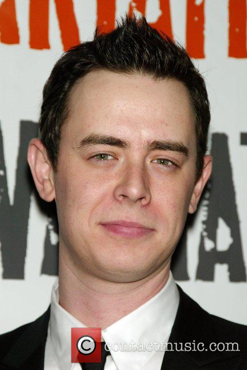 Forrest Gump, Colin Hanks, Jane Fonda, Samantha Bryant and Tom Hanks