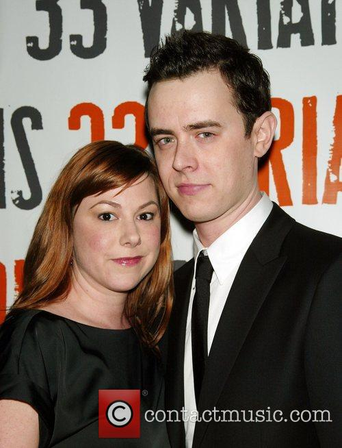Colin Hanks Wife
