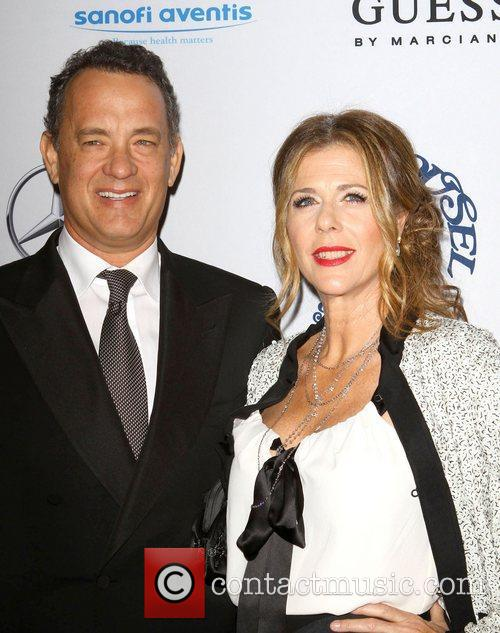 Forrest Gump, Hope, Rita Wilson, Samantha Bryant and Tom Hanks