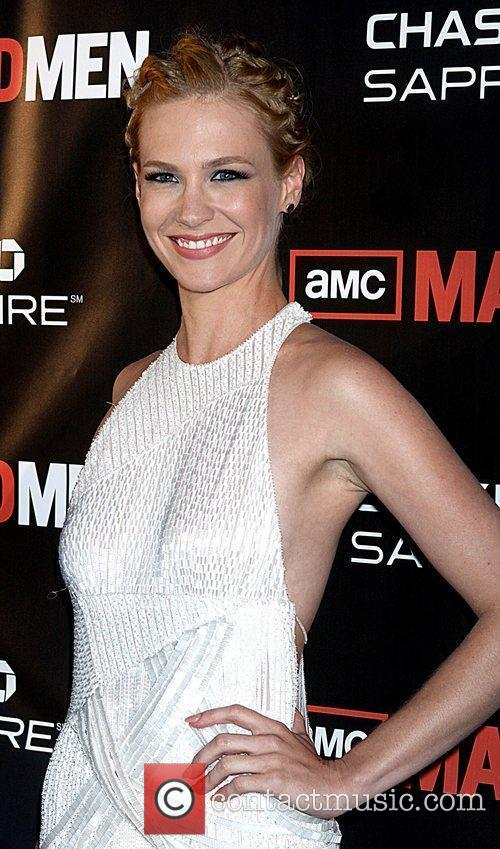 *File Photo* * JANUARY JONES PREGNANT MAD MEN...