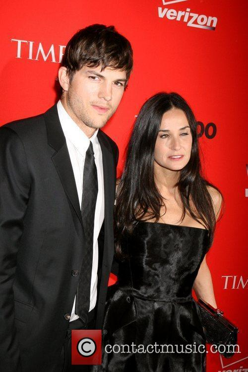 *file photos* * MOORE CONFIRMS KUTCHER SPLIT DEMI...