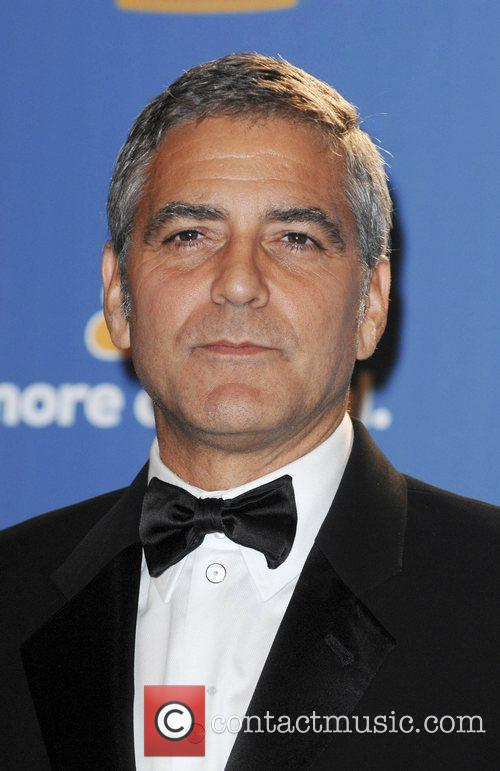 *file photo* * CLOONEY'S DAD HOSPITALISED WITH HEADACHES...
