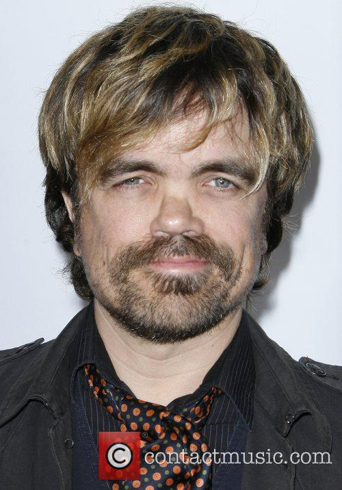 *file photo* * DINKLAGE TO BE A DAD...