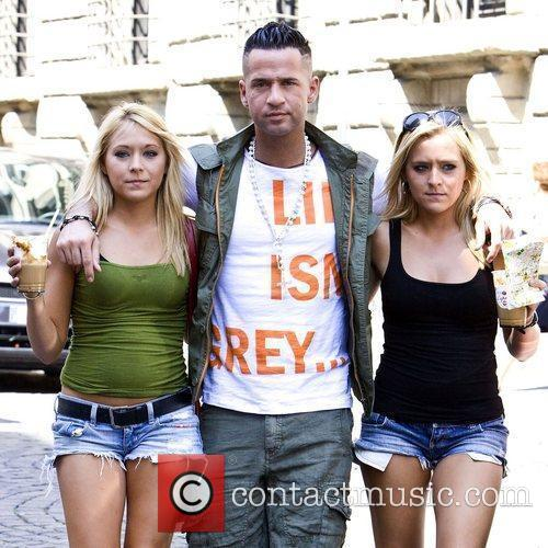*file photo* The Situation coins new 'twinning' term...
