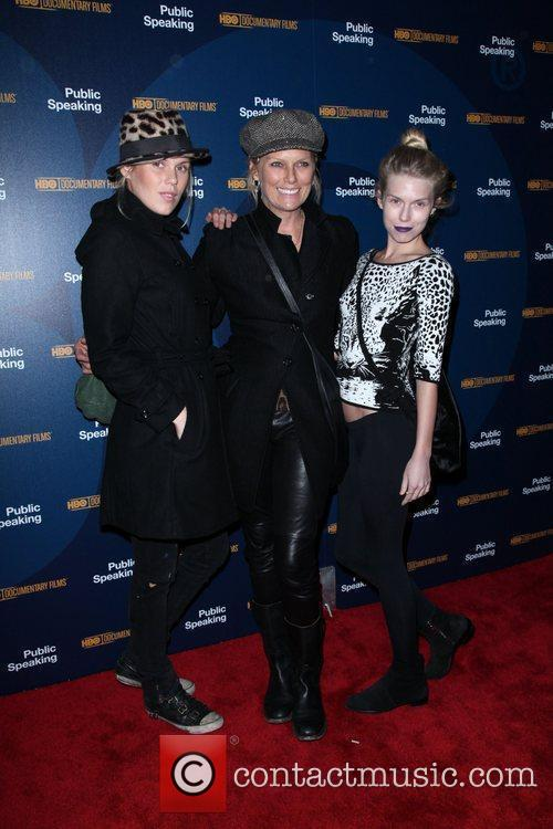 Keith Richards, Alexandra Richards, Possession, Theodora Richards and Tommy Hilfiger 2