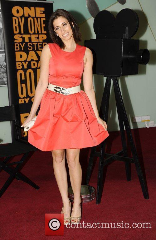 Stacey Solomon Fairbridge Film and Animation Awards BFI...