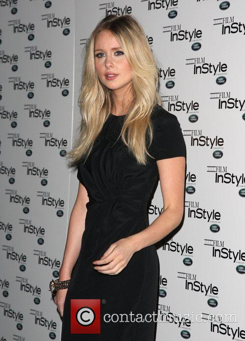 Diana Vickers Film InStyle Celebrating InStyle Magazine's 10th...