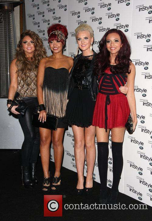 Jesy Nelson, Jade Thirlwall, Perrie Edwards and Leigh-Anne...