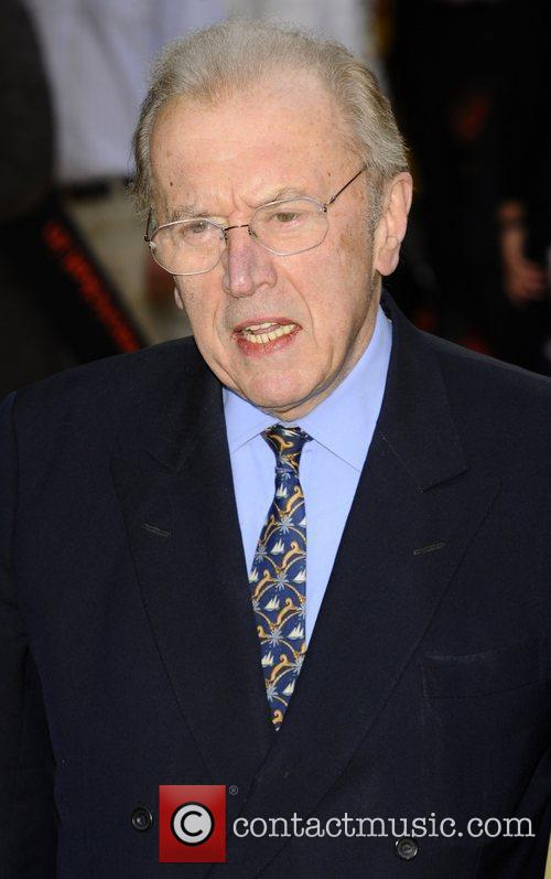 David Frost Attends the European premiere of...