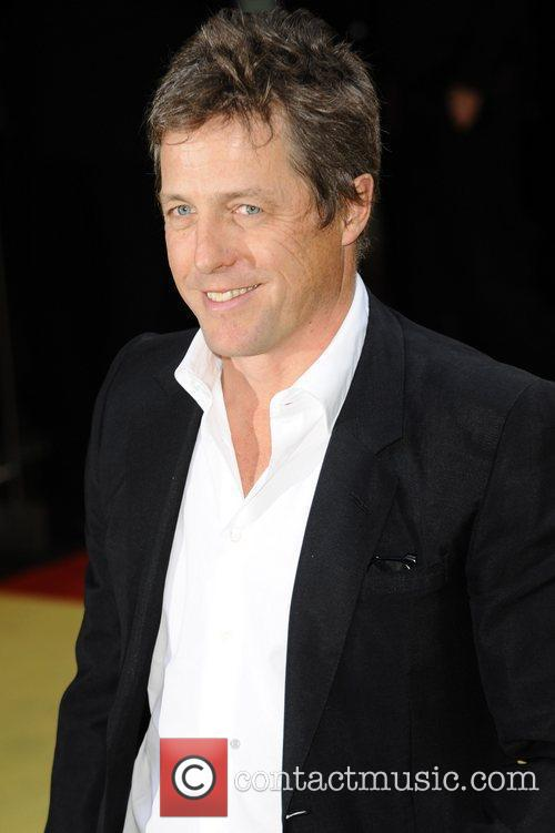 Hugh Grant, Odeon Leicester Square