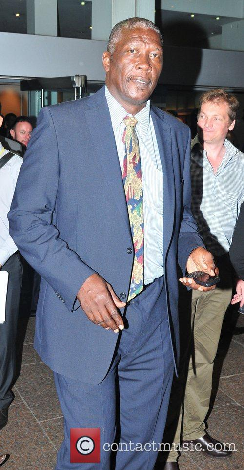 Big Joe aks Joel Garner,  at the...