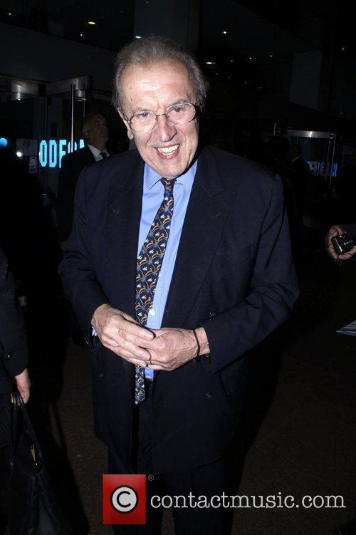 Sir David Frost,  at the UK premiere...