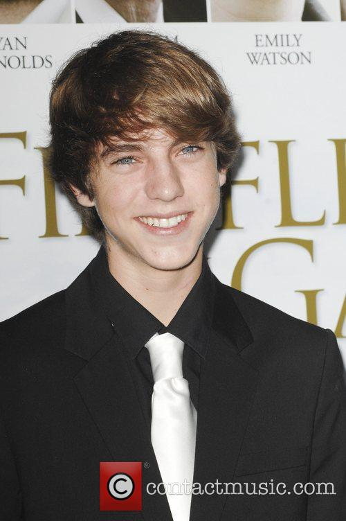 Chase Ellison  The Premiere of 'Fireflies In...