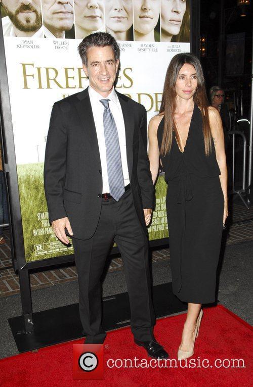 Dermot Mulroney  The Premiere of 'Fireflies In...