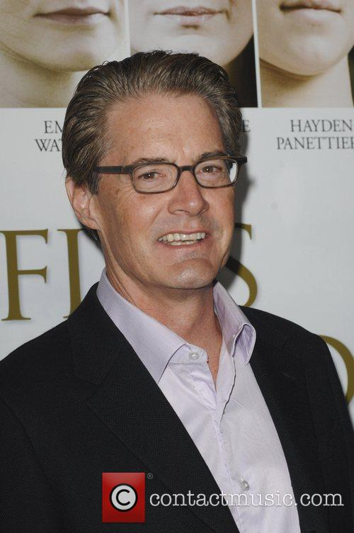 Kyle MacLachlan  The Premiere of 'Fireflies In...