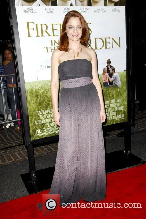 The Premiere of 'Fireflies In The Garden' held...