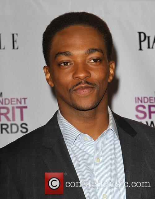 Anthony Mackie Piaget at the 2012 Film Independent...