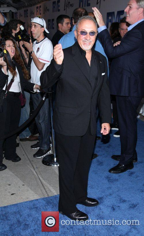 Emilio Estefan Lifetime's Screening of five at Skylight...