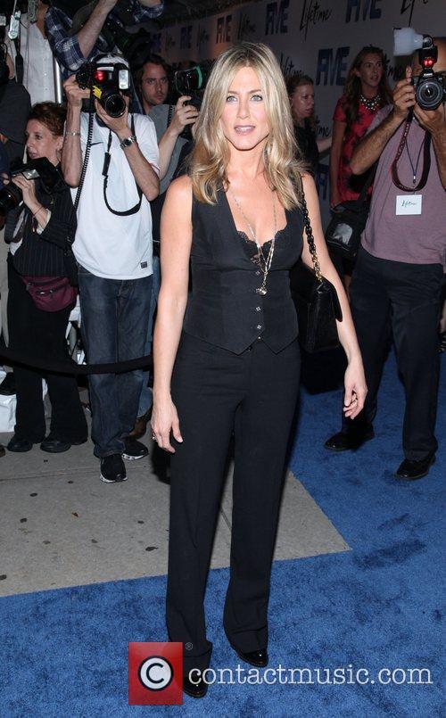 Jennifer Aniston Lifetime's Screening of five at Skylight...
