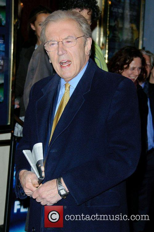 Sir David Frost at the Gala Preview of...
