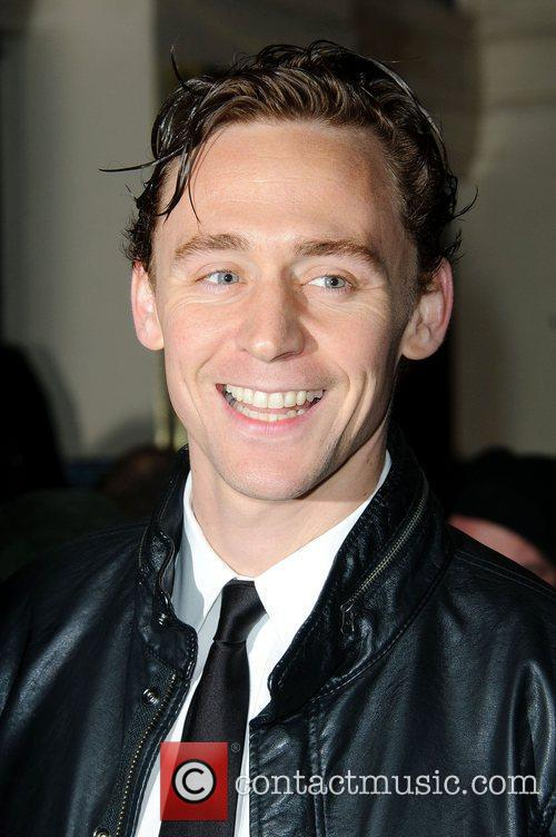 Tom Hiddleston at the Gala Preview of 'Flare...