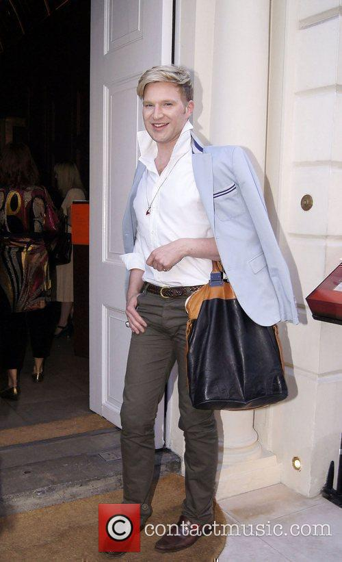 Henry Conway  Flash Trash Jewellery launch held...