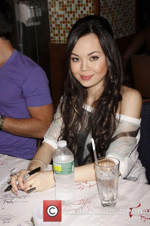 Anna Maria Perez de Tagle from 'Hannah Montana'...