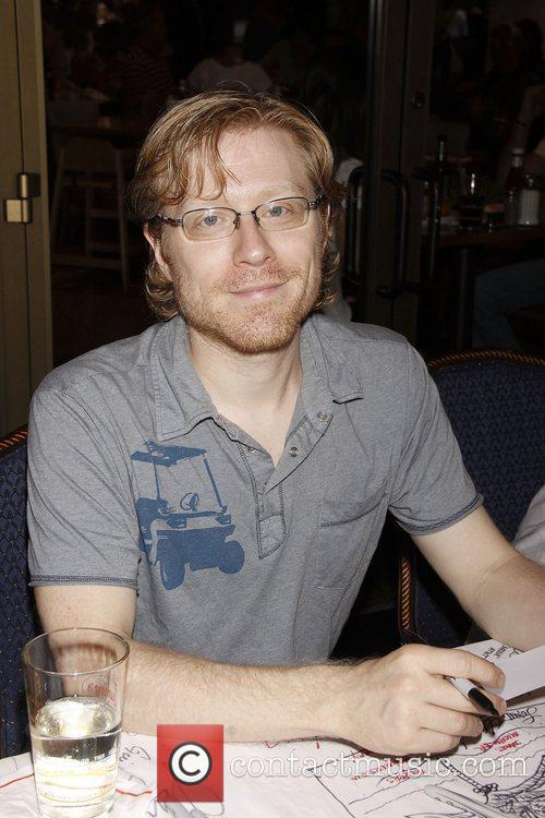 Anthony Rapp  The 25th Annual Broadway Flea...